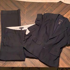 Banana Republic Jacket and pant set.